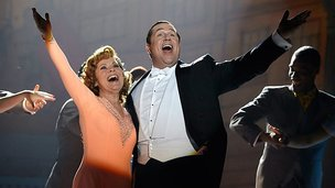 Imelda Staunton and Michael Ball in  That Day We Sang