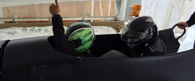 NaTalia bobsleigh