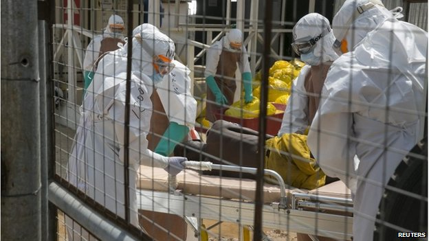 Expert says; Ebola crisis likely to last a year
