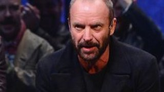 BBC News - Sting 'electrifying' in own Broadway musical