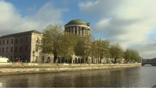 The High Court in Dublin is due to rule on the case after doctors sought legal advice on switching off life-support