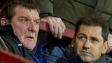 Tommy Wright and Jackie McNamara