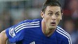 Chelsea's Nemanja Vidic