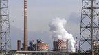 Ilva steel plant (file pic Nov 2014)