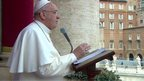 Pope Francis (25/12/14)