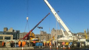 Dundee demolition
