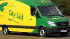 A City Link van