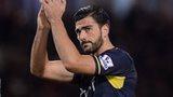 Southampton striker Graziano Pelle