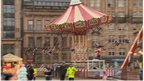 George Square funfair