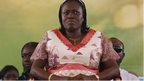 File photo of Simone Gbagbo