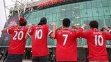 United fans pre-match