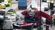 Toby Mason took this image of the 7/7 bombings in London