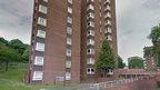 Dibden Court flats