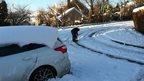 Dore snow