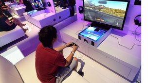 E3 video extravaganza at Los Angeles, California 10 June 2014
