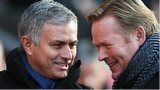 Jose Mourinho and Ronald Koeman