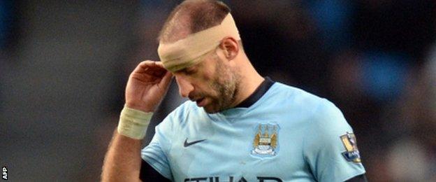 Manchester City Pablo Zabaleta
