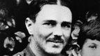 Wilfred Owen in 1917