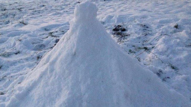 Alex's snowman