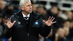Newcastle manager Alan Pardew is linked with a move to Crystal Palace