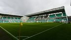 Hibernian's Easter Road stadium