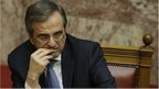 Greek PM Antonis Samaras