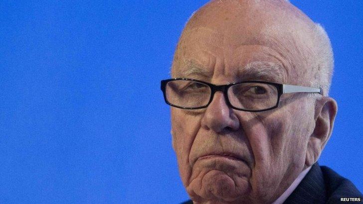 Rupert Murdoch, executive chairman of News Corporation