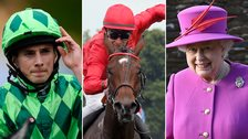 Ryan Moore, Treve and The Queen