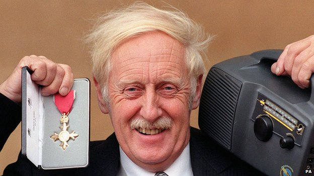 IMG TREVOR BAYLIS, English Inventor