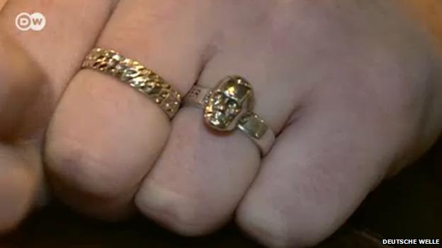 The Putin ring