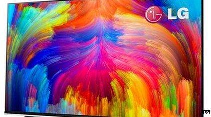 LG Quantum Dot