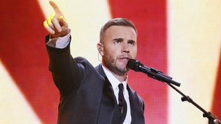 BBC - Newsbeat - Gary Barlow offers to be best man at three fans' weddings