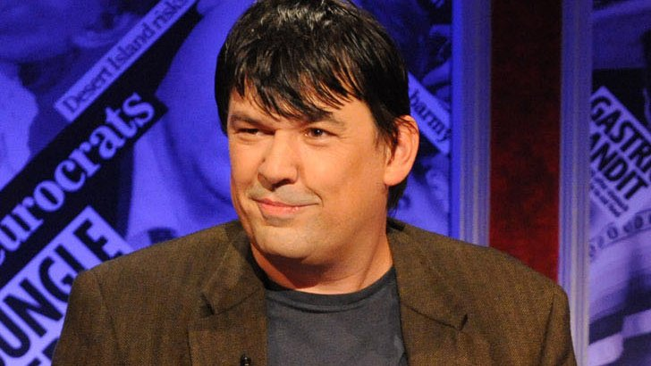 Graham Linehan – Killing Jokes