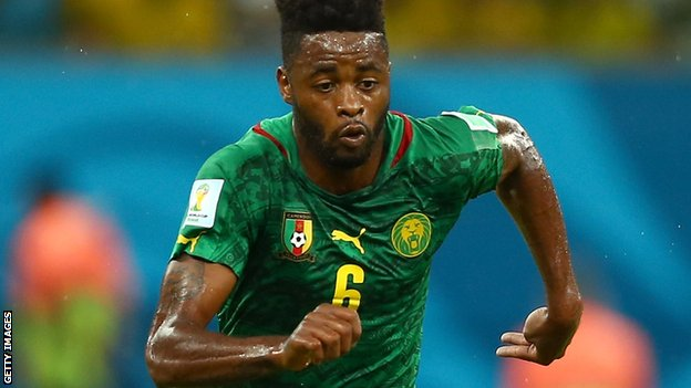 Alex Song, Cameroon