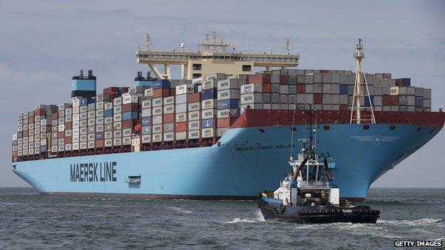 Maersk Triple-E