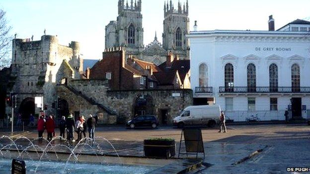 York Conservation Trust Properties To Rent