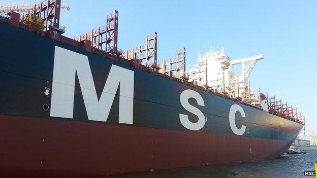 MSC Oscar