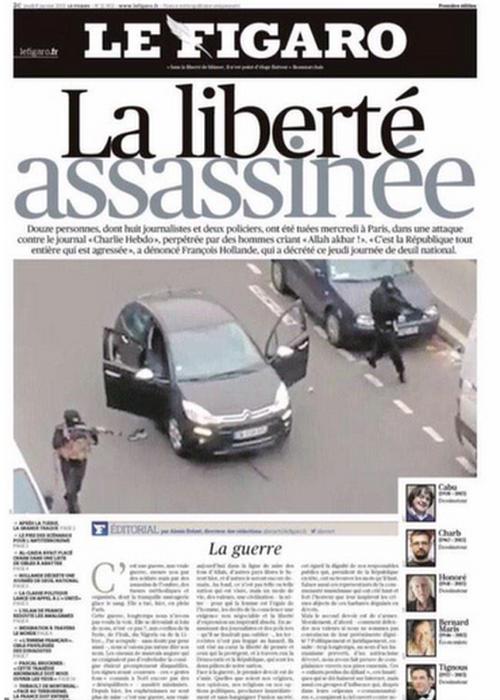 Le Figaro, 8/1/15