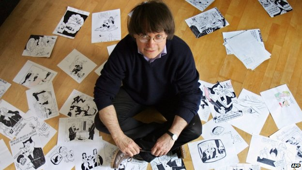 Jean Cabut. Photo: March 2006