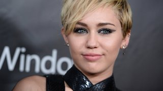 BBC - Newsbeat - Miley Cyrus has had her Los Angeles home burgled again