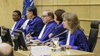 Judges at the ICC (Dec 2014)