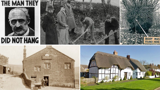 English murder mysteries that have baffled detectives