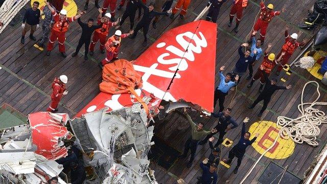 Airasia Qz8501 Airasia Qz8501 Plane Tail is