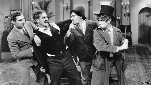 How The Marx Brothers Hold Their Appeal And Influence