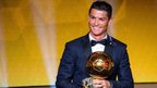 Cristiano Ronaldo beats Lionel Messi and Manuel Neuer to claim the 2014 Fifa Ballon d'Or at a ceremony in Zurich