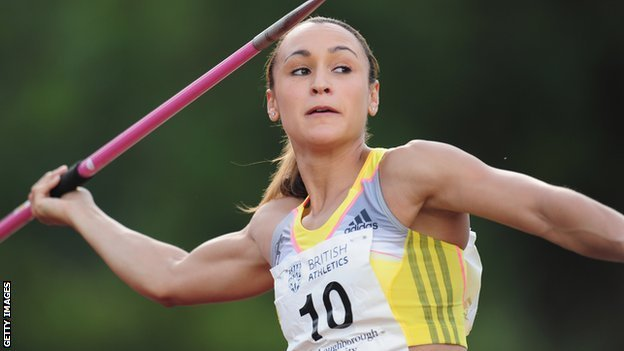 Jessica Ennis-Hill to compete in first heptathlon since London 2012
