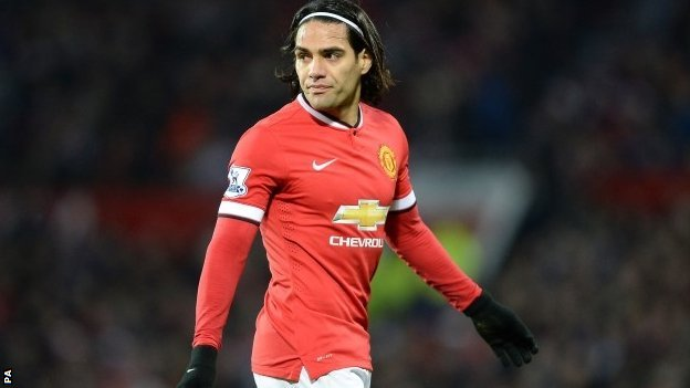 BBC Sport - Radamel FALCAO: Striker may leave Man Utd, says agent