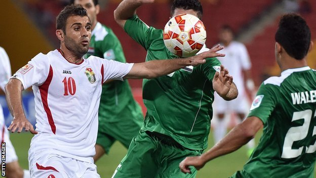 Hayel who has scored 18 goals for his country plays for al arabi in