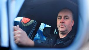 Barry Beavis of Chelmsford is fighting a parking fine imposed after he went  on a shopping trip