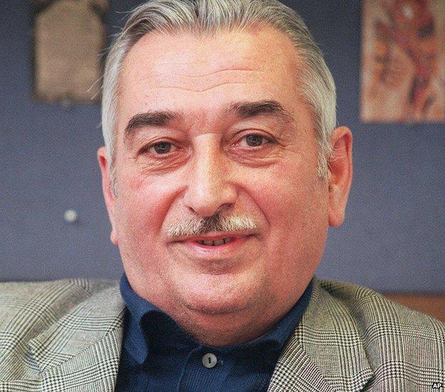 Yevgeny Dzhugashvili, a grandson of Joseph Stalin